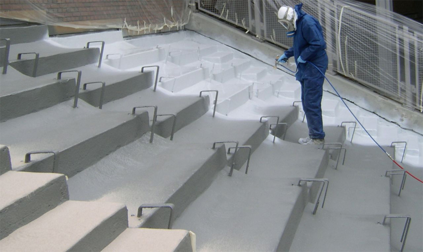 Cách pha sơn chống thấm với xi măng