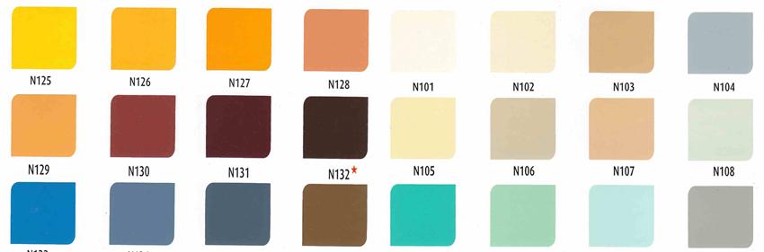 Cách pha màu sơn