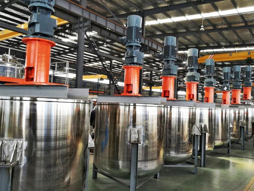 Công nghệ sản xuất sơn nước