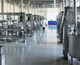Mở xưởng sản xuất sơn