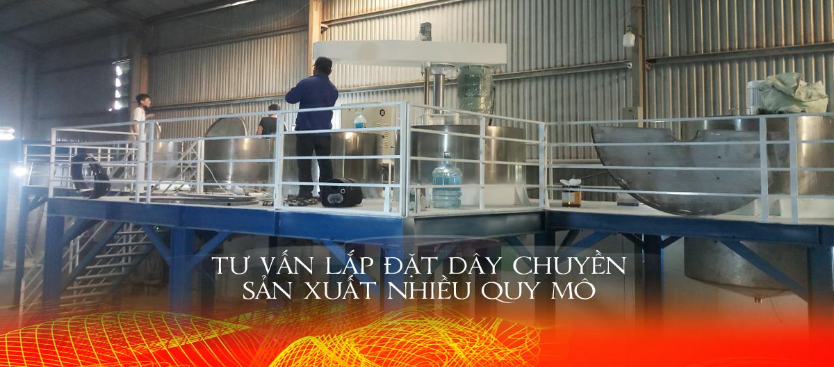 Điều kiện mở xưởng sản xuất sơn