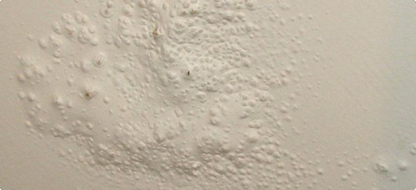Xử lý sơn tường bị muối hóa