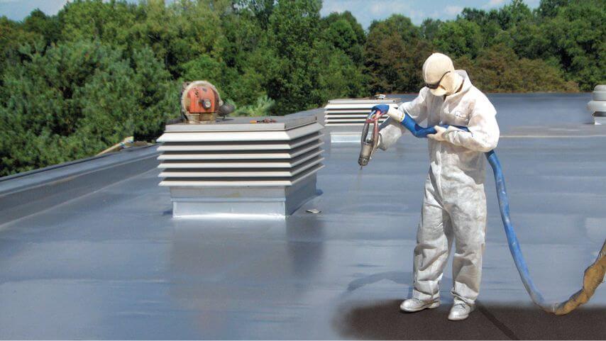 Phương pháp chống thấm sàn mái